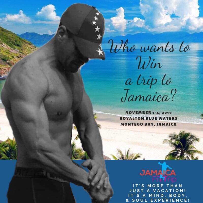 Jamaica Fit Trip Master Class - New York
