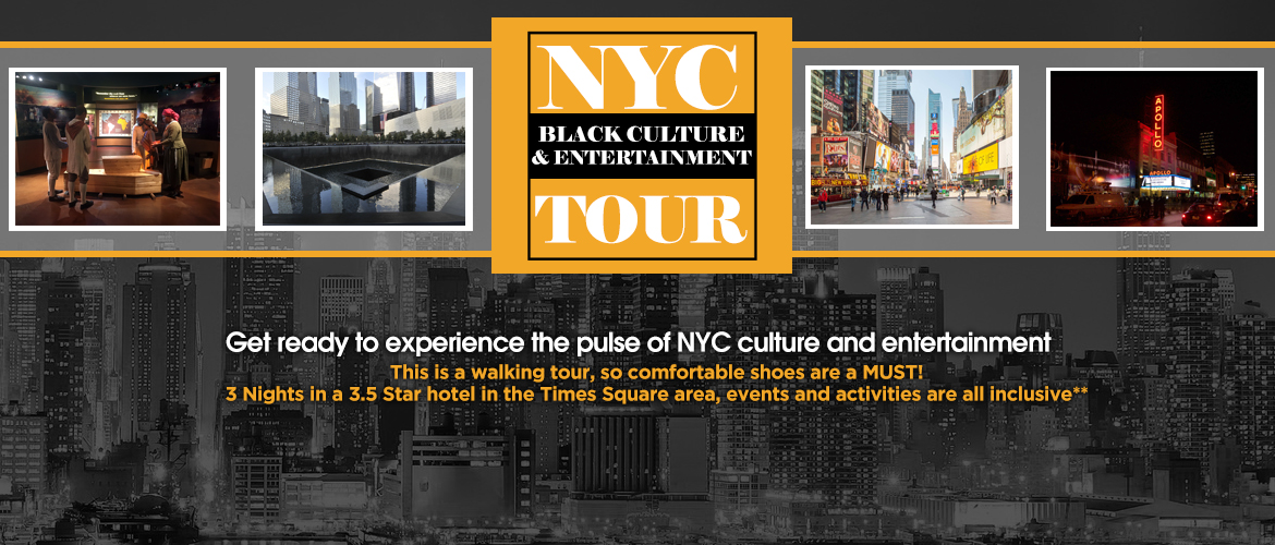 Black Culture & Entertainment Tour