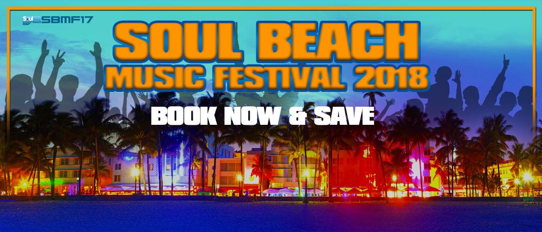 Soul Beach Music Festival 2018