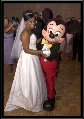 Real Wedding - Disney