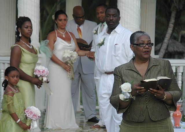Real Wedding - Jasmine & Kwame (Dominican Republic)