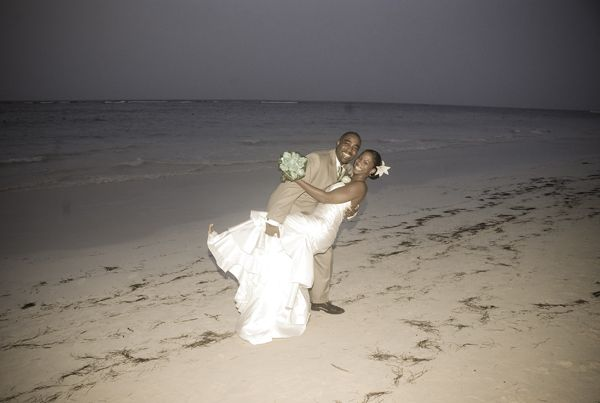 Real Wedding - Jennifer & Nathaniel (Dominican Republic)