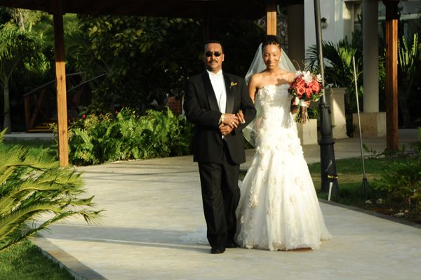 Real Wedding - Patrice & Nigel (Dominican Republic)