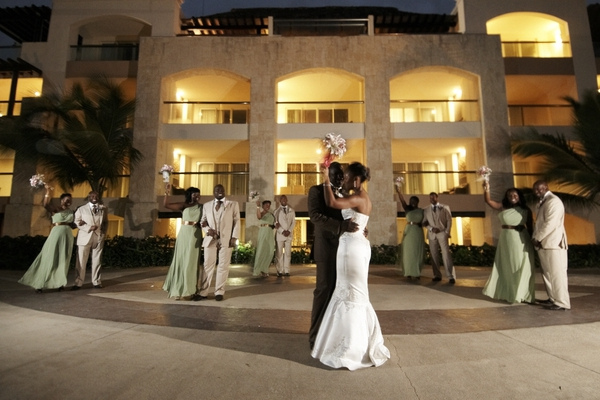 Real Wedding- Hard Rock, Punta Cana (Dominican Republic)